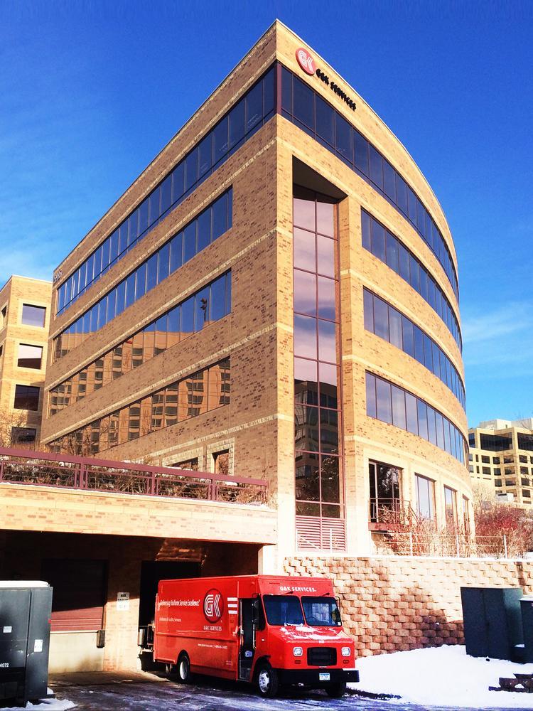 Cintas Corp  closing G&K Services' Minnetonka headquarters