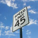 Speed limit on I-670 could be cut to 45 mph during rush hour