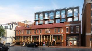 Now what do you think about this proposed Old Town condo building?