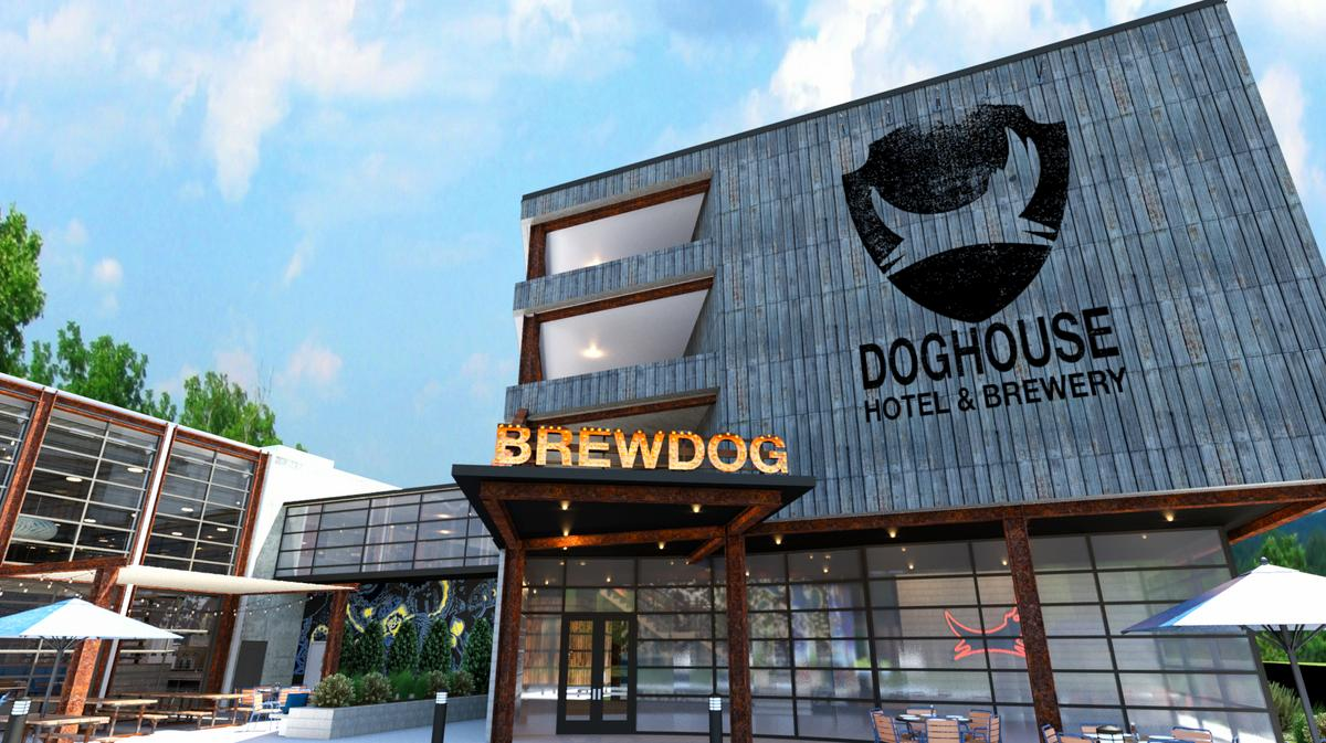 Brewdog Proposes 6 Million Hotel And Sour Brewery In C