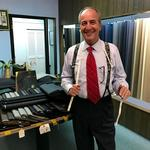 Exclusive: Baltimore tailor Victor Pascal hanging it up after 30 years