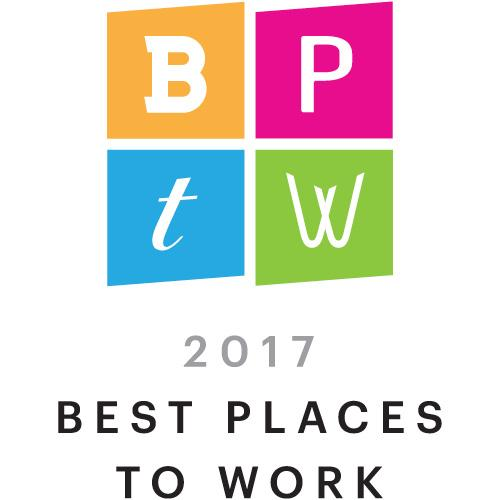 Best Places to Work - 2017