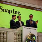Snap banned from S&P 500