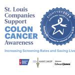 St. Louis Companies Support Colon Cancer Awareness - Increasing screening and saving lives