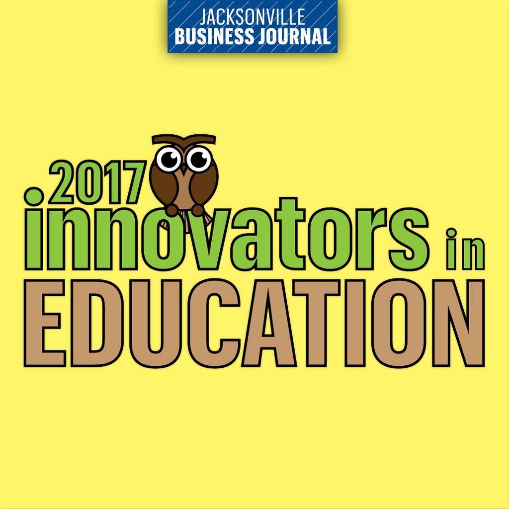 2017 - Innovators in Education