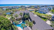 Luxurious Port Aransas Retreat with Forever Ocean Views
