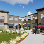 Crave restaurant with rooftop, Bank of America branch proposed for Maple Grove site