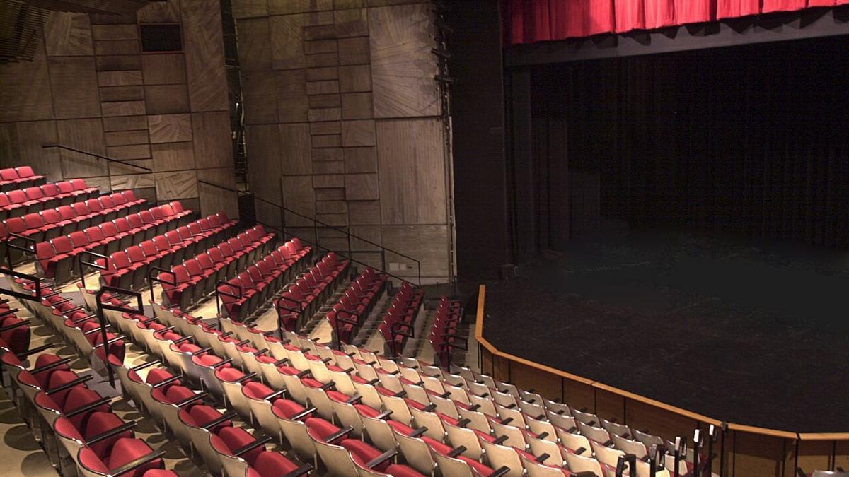 uc to make 15 million upgrades to corbett center theaters cincinnati business courier. Black Bedroom Furniture Sets. Home Design Ideas
