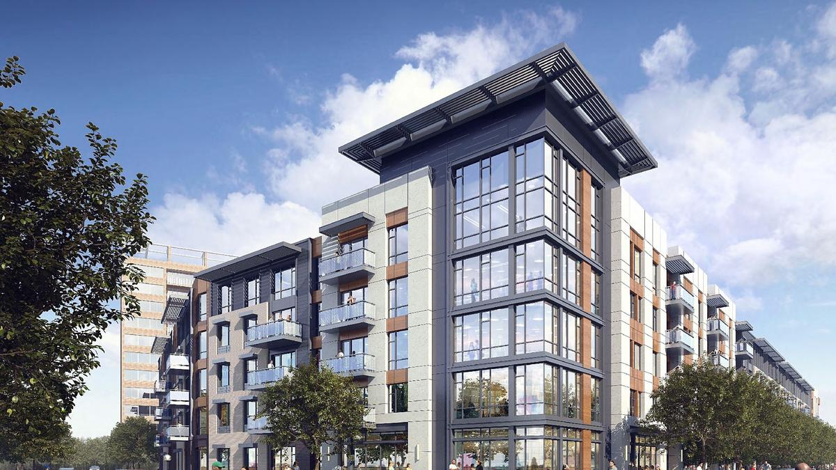 New addition proposed for Crystal House apartments