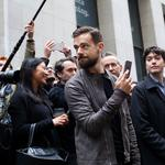 Square trims losses more quickly than expected, stock soars to record