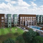 With SoBro waiting in the wings, developer plows ahead where there's less competition