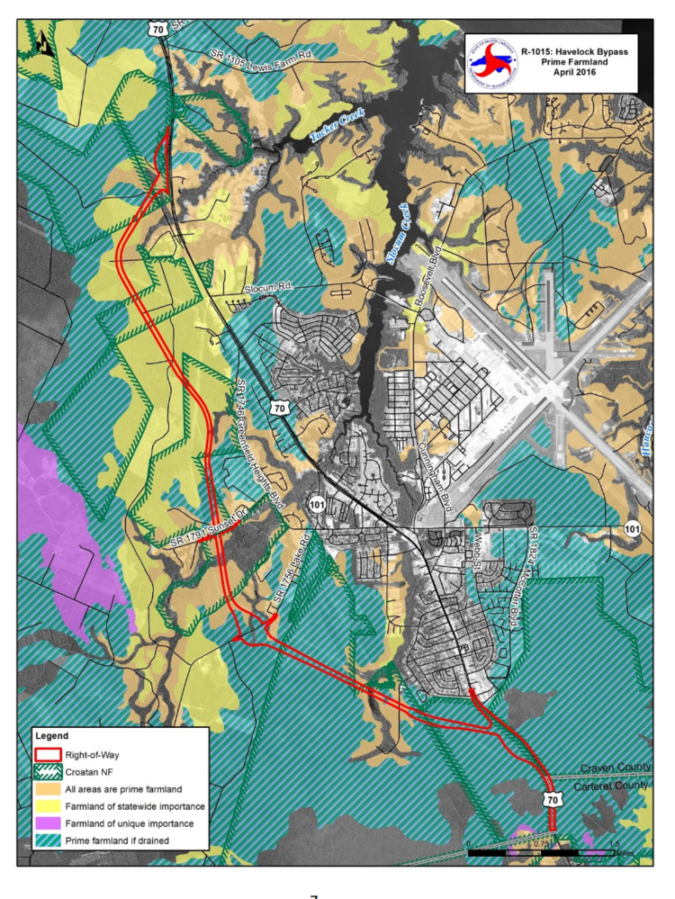 NCDOT denies it acted 'arbitrarily' in finalizing Havelock ... on tdot state map, n.c. division map, caltrans state map, nc state map, england map latitude and longitude map, indot state map, txdot state map,