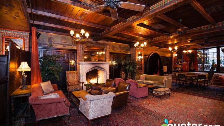 6 Cozy New York City Hotel Bars With Fireplaces New York
