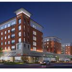 LeCesse releases new renderings for mixed-use project on old Schnucks site in Clayton