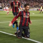 Atlanta United falls in sold-out inaugural match at Georgia Tech (SLIDESHOW)
