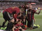 Atlanta United inks 3-year partnership with Dunkin' Donuts -- that doesn't involve food