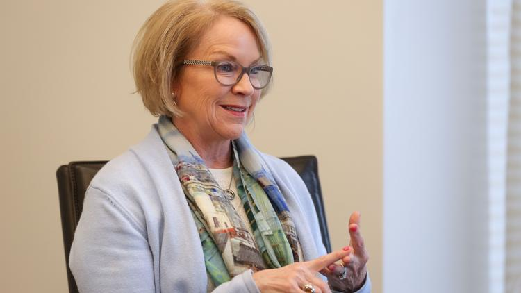 Why Bank Of Americas Cathy Bessant Is A Strong Candidate For Wells