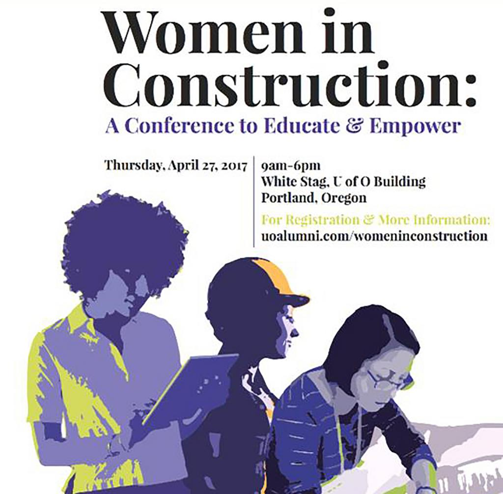 Women in Construction: A Conference to Educate and Empower
