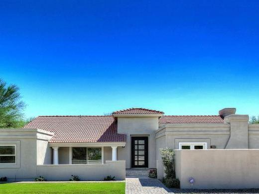 Beautiful NE Scottsdale Custom Home on Private 1.1 Acre Lot