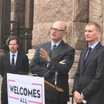 'Bathroom <strong>bill</strong>' advances virtually unopposed, heads to Texas Senate