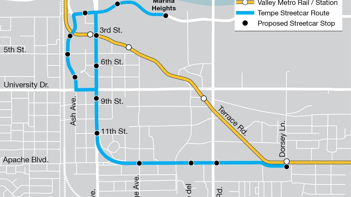 Tempe streetcar project on track but community expectations are