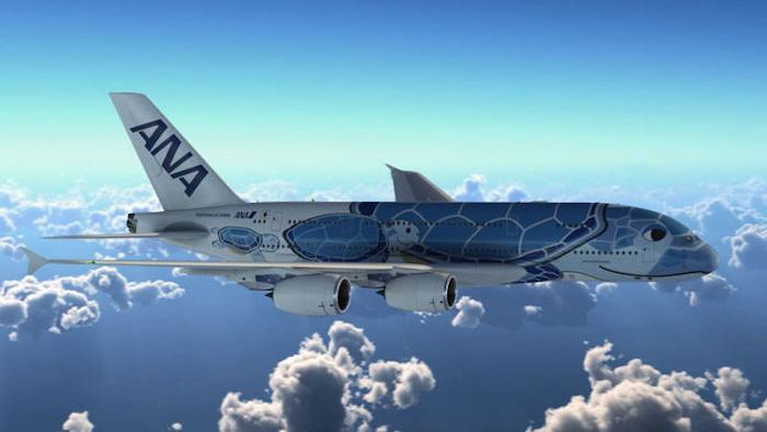Japanese Airline All Nippon Airways To Operate First New