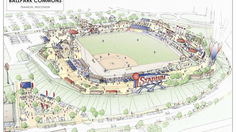 Milwaukee County To Sell Land For Ballpark Commons