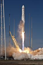 Revenue drops at Orbital Sciences Corp.