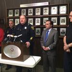 As police union endorses him, Cranley blasts Simpson for streetcar, past support of layoffs