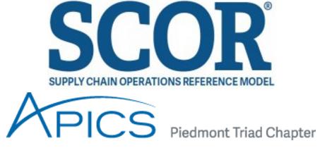 APICS SCOR Professional Training