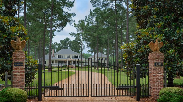 Check out this 715-acre Georgia quail estate for sale at ...