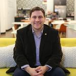Charlotte's 40 Under 40: <strong>Basil</strong> <strong>Lyberg</strong>