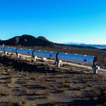 Elon Musk's Hyperloop One unveils progress on test site in Nevada desert (Photos)