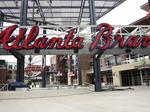 Early look at The Battery Atlanta plaza (SLIDESHOW)