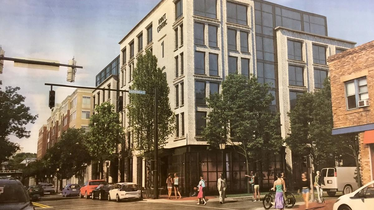 Old Town Alexandria block slated to get third hotel