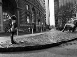 'Fearless Girl' has a new home in Manhattan's Financial District
