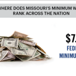 How Missouri's minimum wage ranks among U.S. states