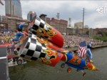 Red Bull event returns to Nashville after a decade