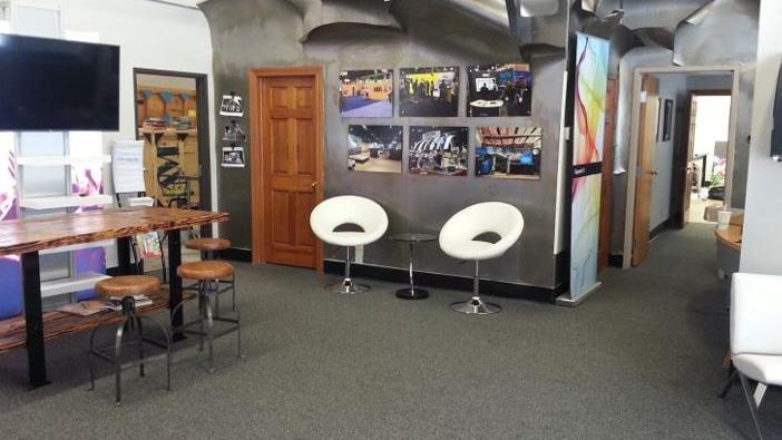 office furniture trade shows. zilla expanding hq office in dublin where it makes and distributes trade show exhibits columbus business first furniture shows
