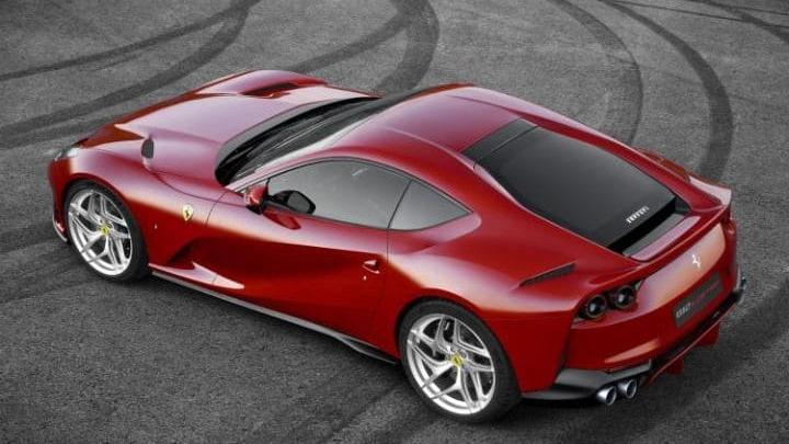 Automotive Minute New McLaren Aston Martin Ferrari Lamborghini - Aston martin atlanta