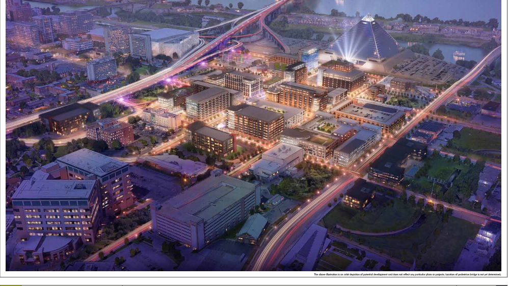 Tennessee State Sales Tax >> City of Memphis set to present Bicentennial Gateway to state this summer, add Mud Island and ...