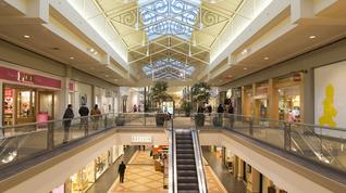Are you heading to the malls less often than you were five years ago?