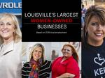 These are the biggest women-owned businesses in Louisville