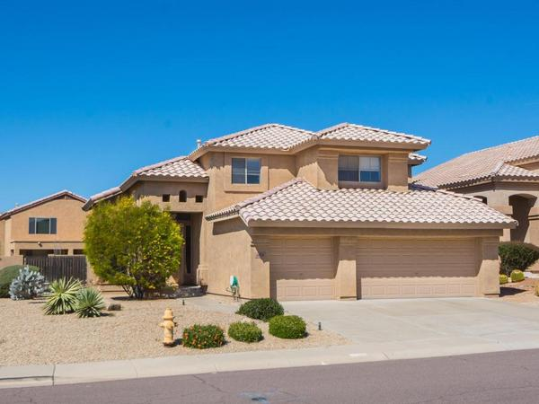 Spacious Home Nestled in the Highly Desirable Tatum Ranch Community