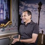 Disney's <strong>Bob</strong> <strong>Iger</strong> extends his contract as CEO