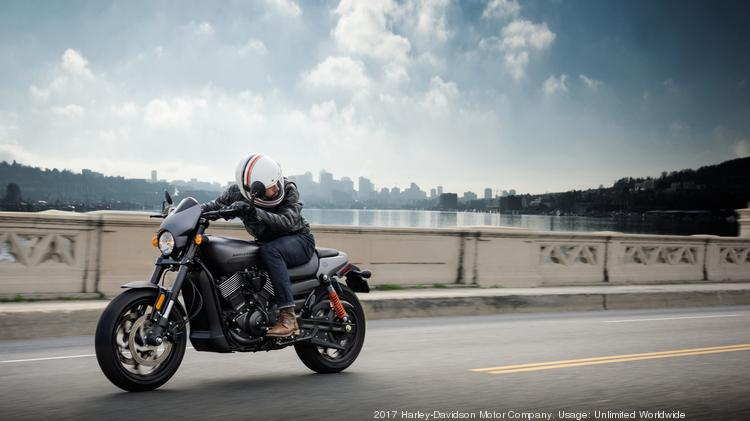 Harley Davidson Is Debuting The Street Rod A Motorcycle Built For Tackling City Streets