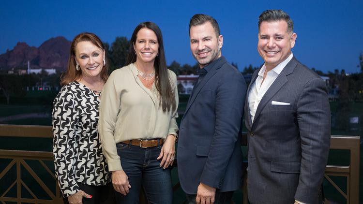 The Agency Arizona team