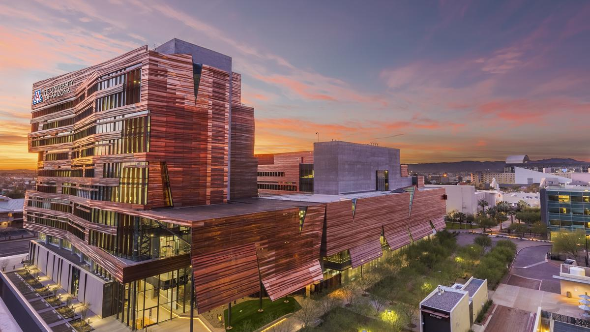 University Of Arizona Medical School In Phoenix Granted -6983
