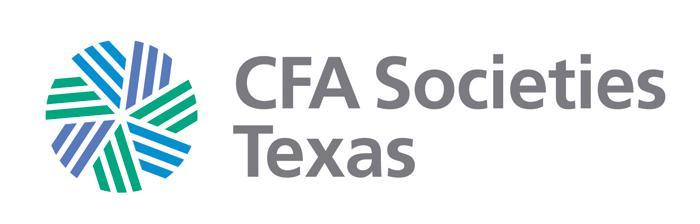 3rd Annual CFA Societies of Texas Investor Summit
