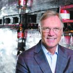 Meet the new face of Coca-Cola Bottling Co. United